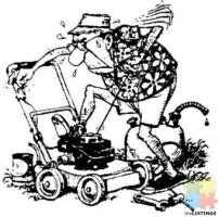 Full Lawnmower Service