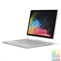EX LEASE MICROSOFT SURFACE BOOK 2 i7 8GB RAM 256GB HD WITH 1 YEAR WARRANTY MINT CONDITION