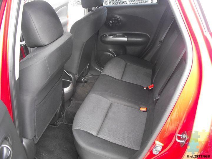 Groovy 2012 Nissan Juke Ibusinesslaw Wood Chair Design Ideas Ibusinesslaworg