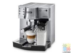 DeLonghi coffee maker EC 860, good condition
