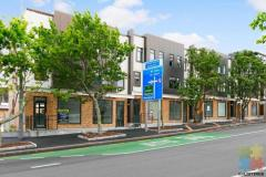 Brand New Symonds Street Shop or Office for Lease Almost 40sqm with a Car Park