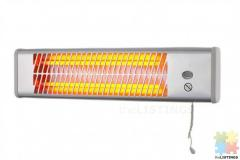 HELLER BRAND NEW 1200W AND 1500W WALL MOUNTED HEATER AVAILABLE WITH 1 YEAR WARRANTY