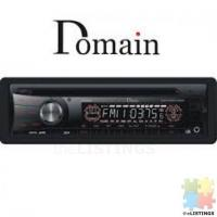 BRAND NEW DOMAIN DM-B629USB STEREO WITH USB AND AUX OPTION 1 YEAR WARRANTY WITH INSTALLATION