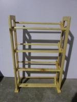 4 Tiers Solidwood Shoes Rack