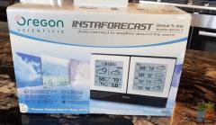 Oregon Scientific I600 InstaForecast Global 5-Day Weather Advisor II
