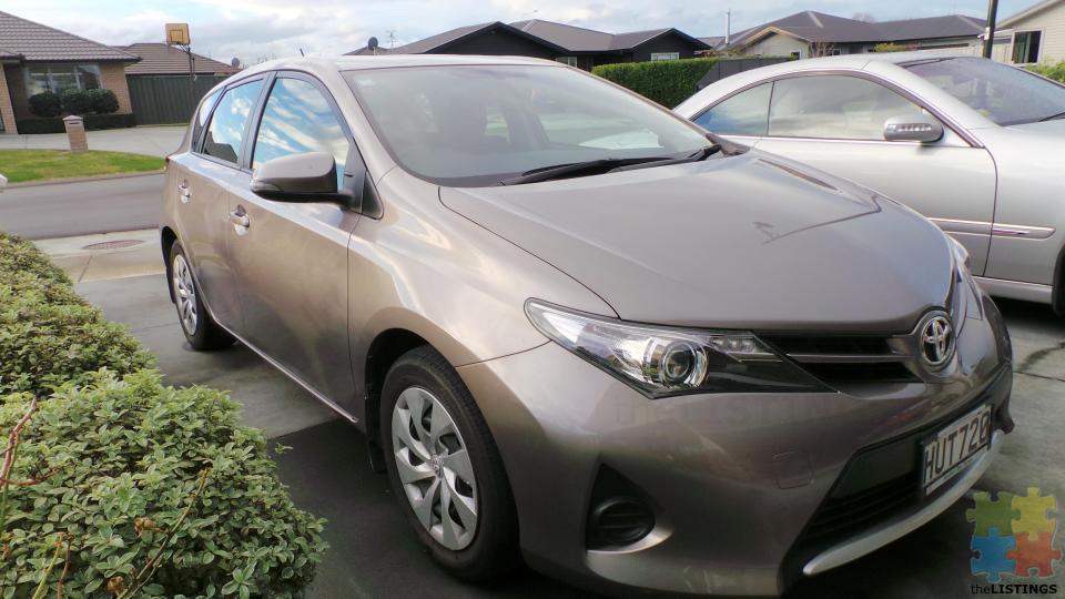 Toyota Corolla GX 2014 - 1/3