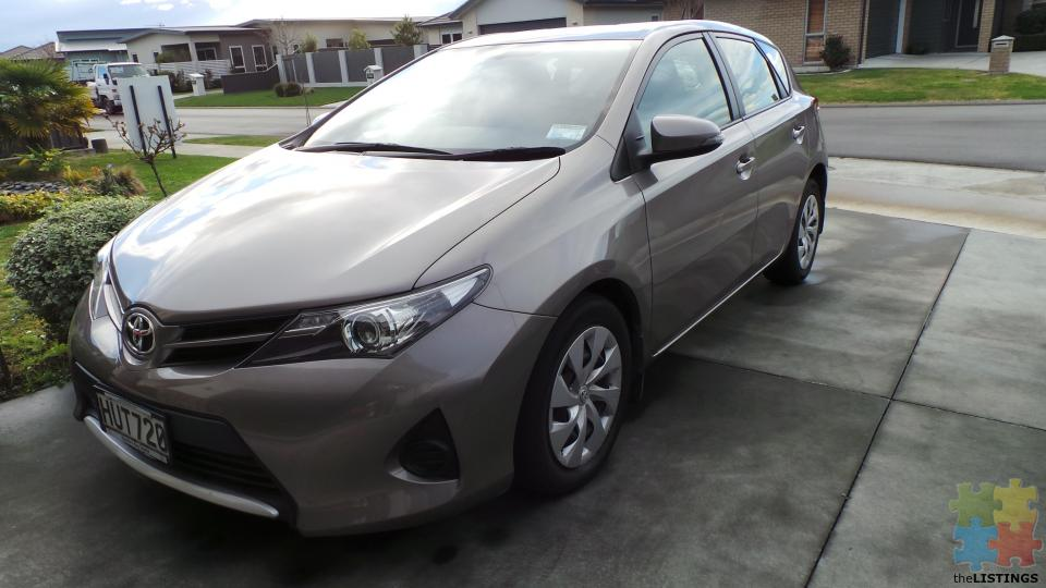 Toyota Corolla GX 2014 - 2/3