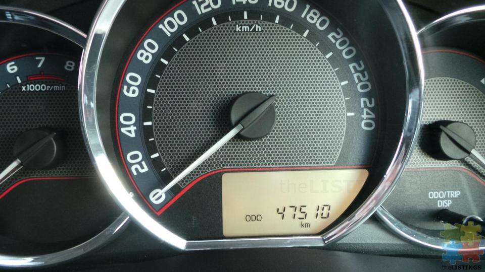 Toyota Corolla GX 2014 - 3/3