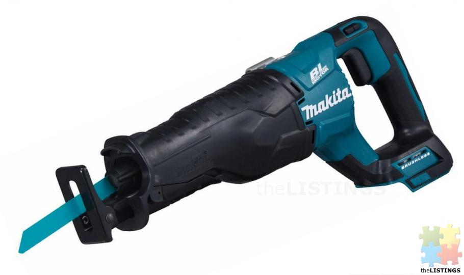 Original Makita XJR05 18V Brushless Reciprocating Saw - 1/3