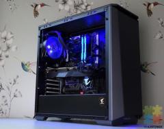 *BLUE ICE* - RTX 2080 8GB | i7 8700K 4.7GHz | 32GB DDR4 | 1TB NVME SSD