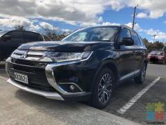 Mitsubishi Outlander 2017 2.4L Ls