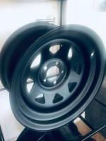 5 STUD STEEL WHEEL AVAILABLE FROM $340 FOR EVERY SET OF 4PCS