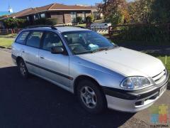 Toyota Caldina 1998