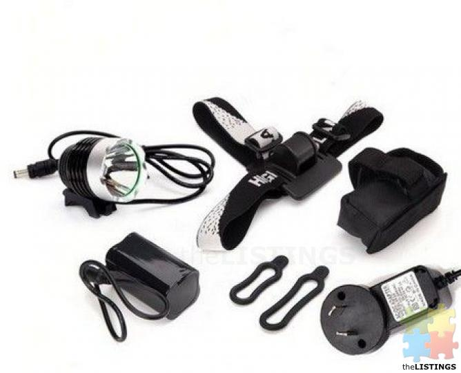 Bike Lights bikelights & Battery 1800 Lums with 6400mAh Battery pack - 5/12