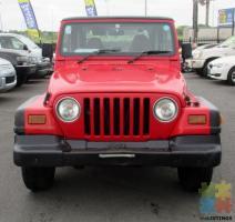 1997 Chrysler Jeep Wrangler - FINANCE AVAILABLE