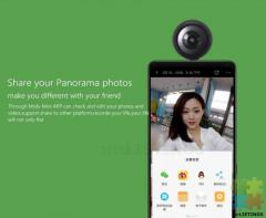 360 Camera for your mobile phone