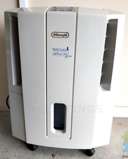AriaDry Slim Dehumidifier 16L DES 16EW - 2/5