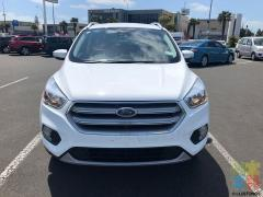 FORD ESCAPE TREND-2018-AWD-LOW MILEAGE-EASY FINANCE AVAILABLE TO ALL