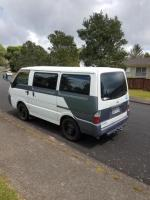 Nissan Vanette 2000 year 259900 km self contained camper van