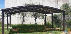 Single Cantilever Carports are such a versatile product that it can be used in multiple ways