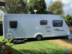 Caravan Swift Charisma 550 4 Berth 2010 in As New unmarked Condition Beautiful & Amazing