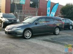 Honda Accord 20A**Low Kms/Alloys/Steering Control**2006