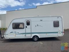 A Nice example of a well looked after 2003 Swift Challenger 500SE for sale