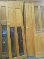 Aluminium Windows & doors/ interior doors $60 each