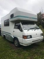 1995 Mitsubishi Delica