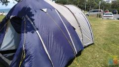 Great Outdoors Wanderer 4V2 tent.