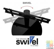 Black swivel bracket: ±35°