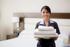 Housekeeper for Holiday Park