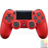 Sony PS4 PlayStation 4 DualShock 4 Wireless Controller v2 - Magma Red