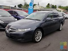 Honda Accord 20A**Low Kms/ Alloys/ Steering control**2006**