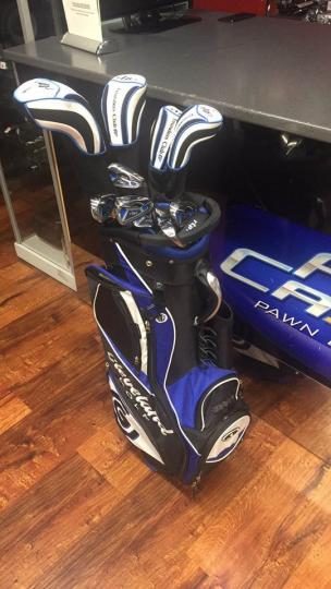***Cleveland RTP7 Golf Club set*** Genoa pay available - 1/2