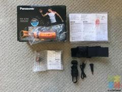 Adventure Camera Panasonic HX-A1+SD Card