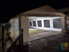 Marquees/tents for hire