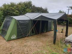 Kiwi camping moa 12 tent