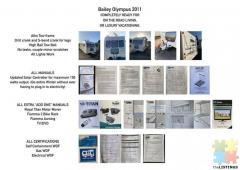 Bailey OLYMPUS 2011 Caravan