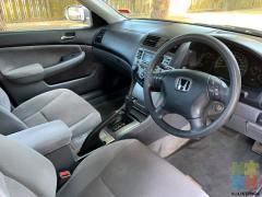 Honda Accord Luxury model 2006 Auto spoilers New WOF & Rego