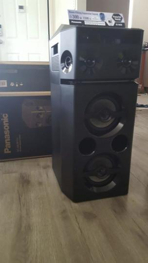 Panasonic UA30GS Mini System - 1/4