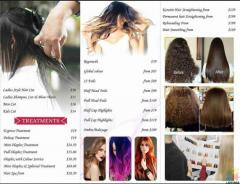 No change your look in affordable price ,payment plans available