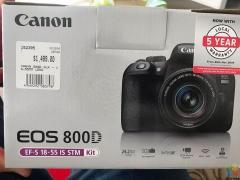 Camera 800D