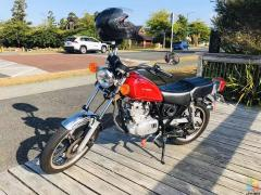 Near New Condition GN125+