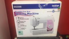 Brother GS2500 sewing machine **** Genoa pay available *****