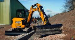 Truck and digger hire