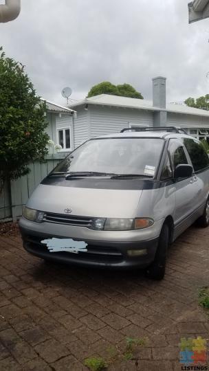 Toyota Estima Diesel - 1/4