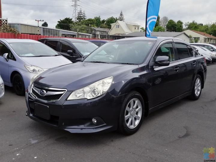 Subaru Legacy B4 2.5I L**AWD,SI drive,Paddle Shift**2009*Zero deposit finance available - 1/3