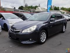 Subaru Legacy B4 2.5I L**AWD,SI drive,Paddle Shift**2009*Zero deposit finance available