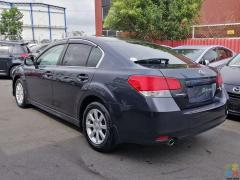 Subaru Legacy B4 2.5I L**AWD,SI drive,Paddle Shift**2009*Zero deposit finance available - Image 2/3